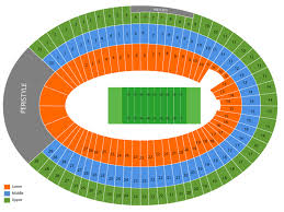 Los Angeles Memorial Coliseum Seating Chart And Tickets