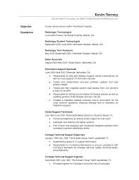 Ideas Of Resume Cv Cover Letter X Ray Technologist Job Description