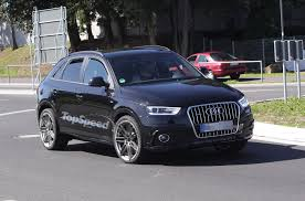 Audi Q3 Reviews, Specs & Prices - Top Speed