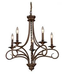 elk 15042 5 gloucester traditional small 5 candle 24 inch diameter antique bronze chandelier loading zoom
