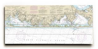 Shinnecock Bay Nautical Chart Ny Moriches Bay Shinnecock Bay Ny Nautical Chart Sign