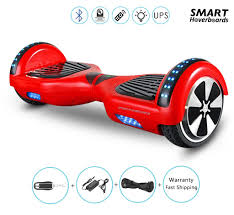 Gotrax Hoverboard Red Light Hoverboard Red