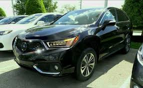 2018 acura rdx spy photos.  Acura 2018 Acura Rdx With Spy Photos A