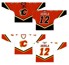 Get the best deal for calgary flames ccm jersey nhl fan apparel & souvenirs from the largest online selection at ebay.com. Worst To First Jerseys The Calgary Flames Flamesnation