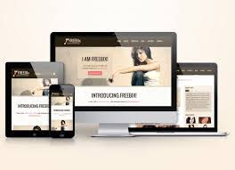 Free Responsive Website Templates Awesome Freebix Free Responsive HTML Template Anariel Design