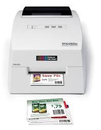 Px450e Color Label Pos Printer