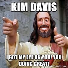 10 memes that made Kim Davis a rock star | Meaws via Relatably.com