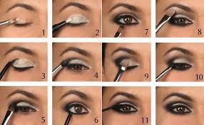 smoky eye guide makeup tutorial for smoky eye