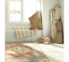 rug pottery barn style best family room images on eva 8x10