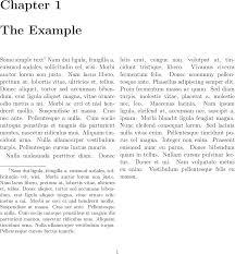 Make Footnote Span Entire Text Width In Twocolumn Mode In Memoir