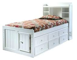 white twin storage bed. White Twi Twin Storage Bed With Bookcase Headboard Camping Wood Stove F