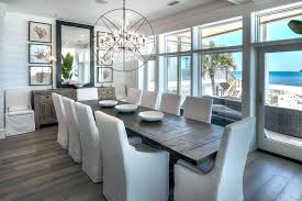 coastal dining room. Coastal Dining Room Tables Eclectic Beach Style With .