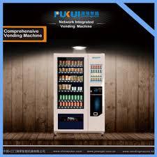 Cashless Vending Machines Inspiration Popular Custom Automatic Cashless Vending Buy Cashless Vending
