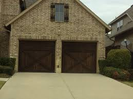 dark brown garage doorsClopay Garage Doors Gallery Collection with Ultra Grain Finish