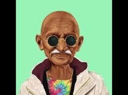 Papa Gandhi Pear Racism YouTube Gorgeous Pears Ghandi