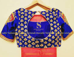 Blows New Design 50 Mind Blowing Blouse Designs For Wedding Silk Sarees