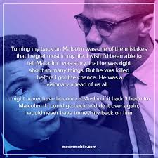 Malcolm X Quotes Inspiration Mohammadalimalcolmxquote Meem