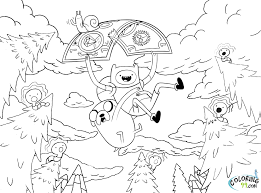 Small Picture Adventure Time Marceline Coloring Pages GetColoringPagescom