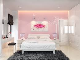 pink bedroom wall paint ideas including