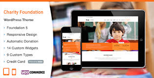 Download Free Charity Foundation Wordpress Theme Causes Charity