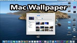 How to Change Wallpaper MacBook - YouTube