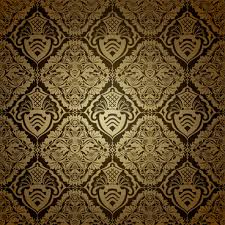 Vintage Wallpaper Patterns Fascinating Black Vintage Wallpaper Pattern Free Vector Download 4848 Free