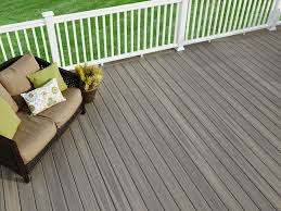 pvc decking stands up to people pets and lots of parties thanks to