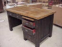 rustic wood office desk. Desks Rustic Wood Office Desk E