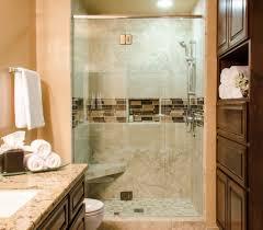 ... Remodel A Small Bathroom Small Bathroom Floor Plans Cream Floor And  Orange Wall Wooden ...