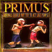 <b>Primus</b>- <b>Animals Should</b> Not Try To Act Like People - Glide Magazine