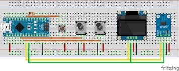 Arduino Light Meter Photography Ardumeter Arduino Incident Light Meter Arduino Project Hub
