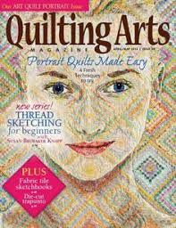 Dynamic Fabric Art Portraits Video Download | Quilt, Illusions and Art &  Adamdwight.com