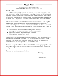 Best Of Accounting Internship Application Letter Wing Scuisine