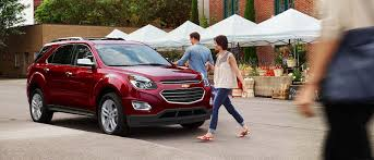 2016 Chevy Equinox Available In Merrillville, IN | Mike Anderson Chevy