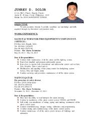 Updated Resume Examples Interesting Modern Updated Resume Examples 48 R48meus