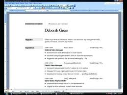 How To Create Resume In Word Custom Resume Maker Word 48 Create On Making A In Beautiful Of