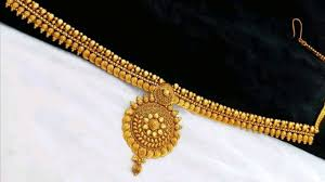 Simple Kamarband Designs Gold Kamarband Designs For Women Waist Belt In Gold