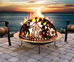 wood burning cast iron firepit nice fireplaces firepits fire pit iron fire pit n62