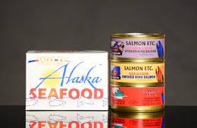 salmon smoked salmon gift pack