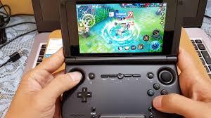 Máy chơi game cầm tay Android 5 inch GPD XD(Chơi game Liên Quân Mobile 5 VS  5) [Promaxshop.vn] - YouTube