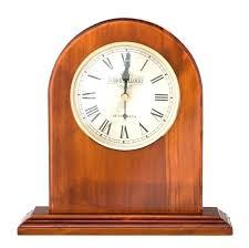 modern desk clocks clocks mantle clock in golden oak modern desk clock and table clocks remarkable