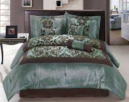 61 best turquoise and brown bedding images on for comforter sets design 8