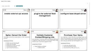 Agile User Story Acceptance Criteria Template Example User Story Cards Agile Card Template Word Royaleducation Info