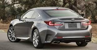 2018 lexus 350. exellent 350 2018 lexus rc 350 rear angle for lexus