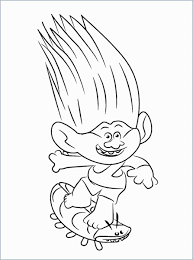 Free Trolls Coloring Pages New Trolls Holiday Movie Coloring Pages