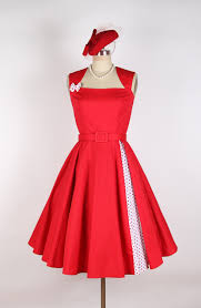 50s Style Dress Patterns Awesome Inspiration Ideas