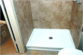 shower base to replace bathtub replacing shower replace shower knob install tub mullen shower base bathtub