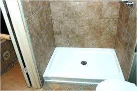shower base to replace bathtub replacing shower replace shower knob install tub mullen shower base bathtub