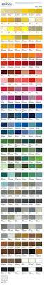 Paint Colour Chart Crown Decor Ambiencedecorators Com