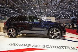 AC Schnitzer BMW X5 M50d Shines Bright in Geneva [Live Photos ...